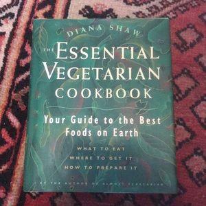 Essential Vegetarian Cook Book